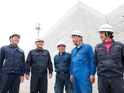 石川建設産業