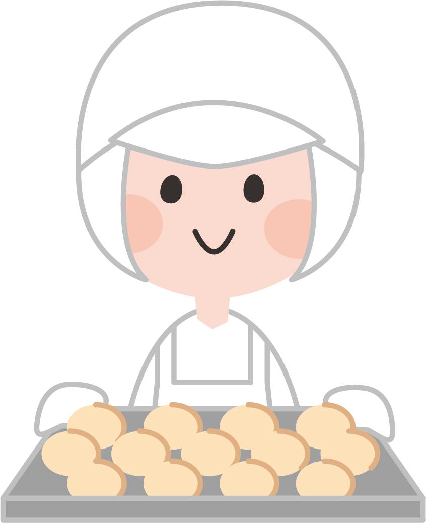 パン製造スタッフ