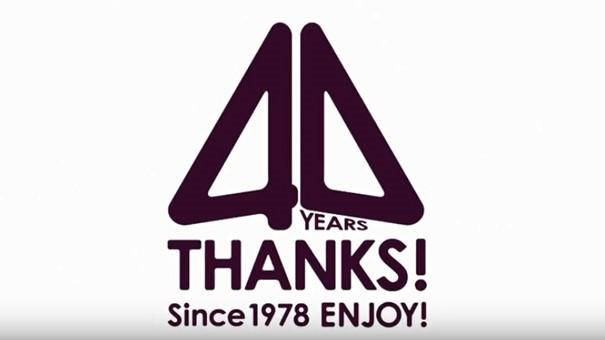 トップページ大ロゴ2018年40周年を迎えました