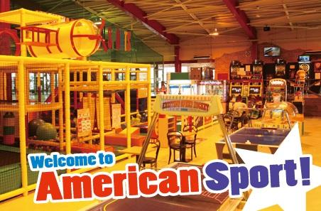 案件用アメリカンスポーツ