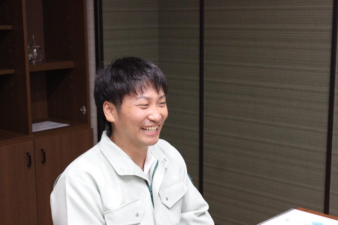 谷内 郁弥さん