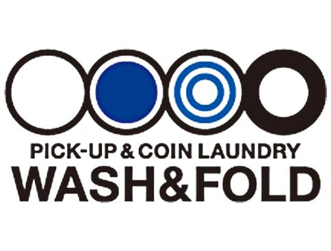 WASH&FOLDロゴ