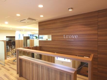 【鎭さん】trove by first1