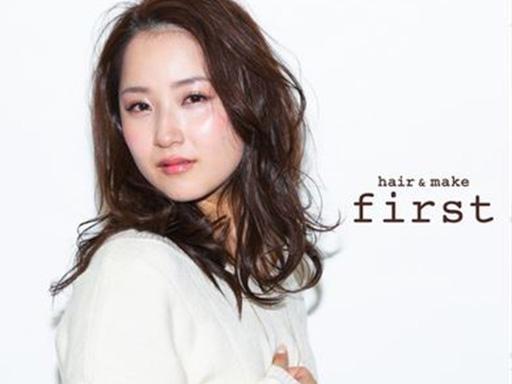【吉田さん】hair & make first 郡山駅前店1
