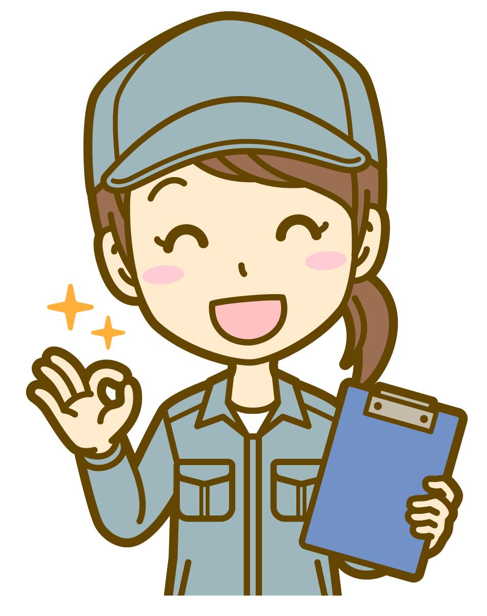 作業員女性4