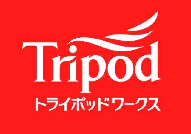 トライポッドワークス 企業ロゴ